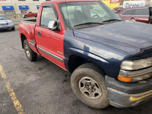 2001 Chevy Silverado for Sale in Philadelphia, PA