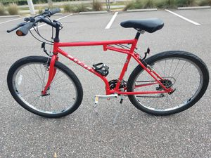 Fuji Folding Mountain Bike $125 for Sale in Clermont, FL