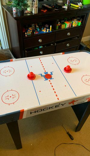 48 inch air hockey table for Sale in Rancho Cucamonga, CA