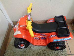 Power Wheels Small Electric ATV for Sale in Modesto, CA