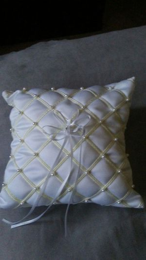 Wedding ring barer pillow. New for Sale in Hialeah, FL