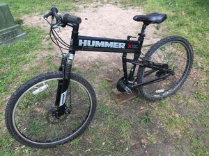 Montague Hummer brand folding bike for Sale in Humble, TX