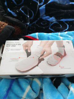 Hot & Cold slip ons for feet for Sale in Watsonville, CA