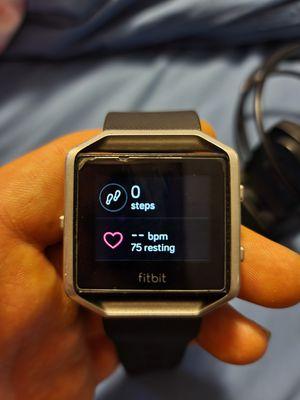 Fitbit Blaze watch. for Sale in Brandon, FL