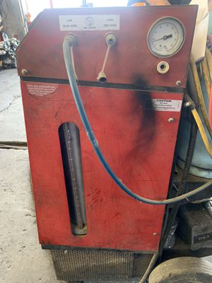 A/c recharge machine working good for Sale in Los Banos, CA