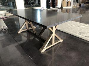 Restoration Hardware Metal Dining Tables for Sale in Hialeah, FL