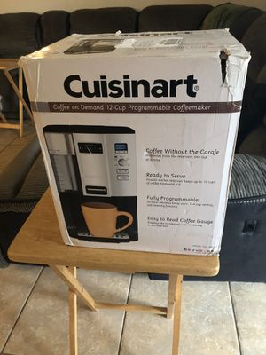 New cuisinart coffee maker for Sale in Longwood, FL