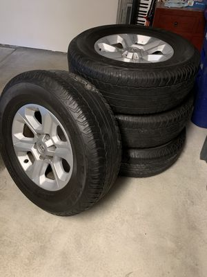 "Wheels, Toyota 4Runner, OEM 17"" for Sale in Vista, CA"