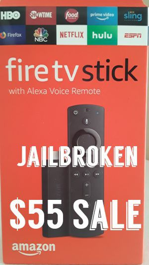 All new Fire Best including everything Stick (Plug and play) for Sale in Buena Park, CA