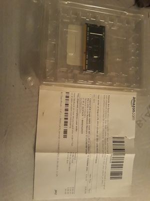 8gb notebook memory for Sale in Denver, CO