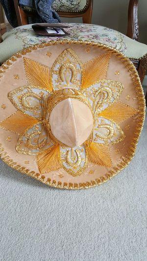 mexican Decorative hat for Sale in Harrisonburg, VA
