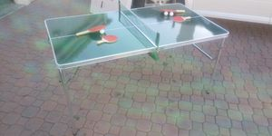 Kids Ping Pong Travel Table! for Sale in Whittier, CA