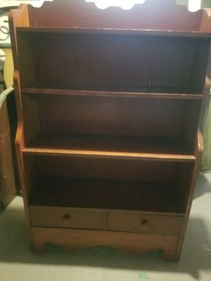 Solid wood bookcase shelf for Sale in Eastlake, OH
