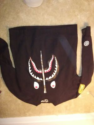 Bape sweat shirt for Sale in MONTGOMRY VLG, MD