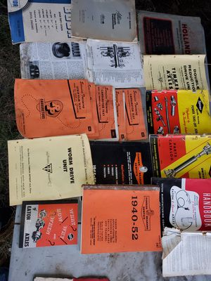 Manuals- Truck, parts etc 1949-1956 for Sale in Beaverton, OR