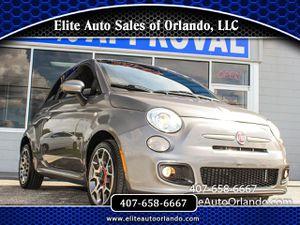 2013 Fiat 500 for Sale in Orlando, FL