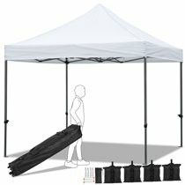 💫💥🤑💢😁👍Commercial Pop-up Canopy Heavy Duty Waterproof Instant Tent Carry Bag Sand Bags Outdoor Party Garden Wedding Camping 👍😁💢🤑💥💫 for Sale in Las Vegas, NV