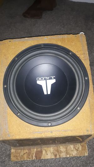 JL Audio speaker 12 in sub for Sale in Layton, UT