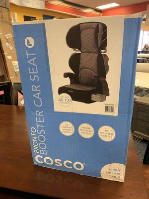 Cosco Pronto Booster Car Seat for Sale in Virginia Beach, VA