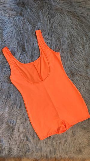 Orange Short Romper 🧡 for Sale in Fresno, TX