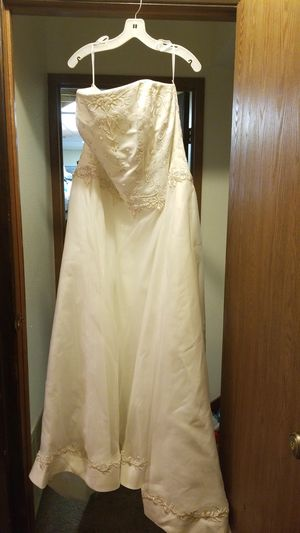 Strapless wedding dress for Sale in Federal Way, WA