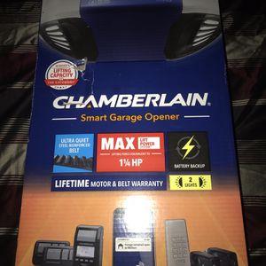 New Chamberlain Garage Door Opener for Sale in Phoenix, AZ