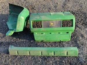 6 x 4 John Deere Gator - hood, fender and bed guard for Sale in Pound Ridge, NY