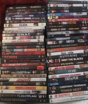 Movies $4 a piece for Sale in Sioux Falls, SD