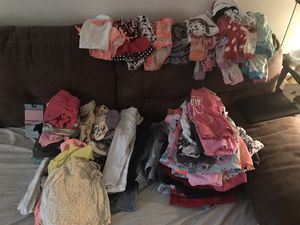 Girls name brand summer & winter clothes for Sale in Catonsville, MD