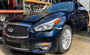 2011 2012 2013 2014 2015 2016 2017 INFINITI M37 M56 Q70 Q70L SEDAN PART OUT! for Sale in Fort Lauderdale, FL