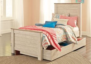 Ashley Furniture Twin Size Storage Bed Frame for Sale in Westminster, CA