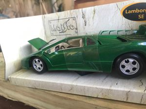 Collectible toy Green Lambo for Sale in Houston, TX