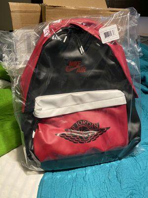 """Nike Air Jordan 1 """"Bred"""" Backpack for Sale in Los Angeles, CA"""
