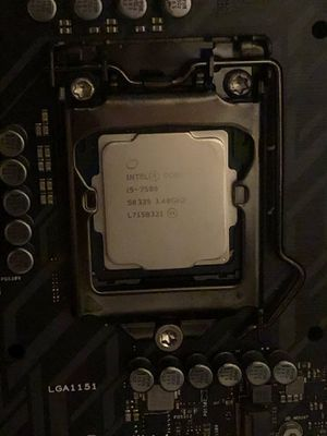 Intel i5-7500 Cpu for Sale in San Jose, CA