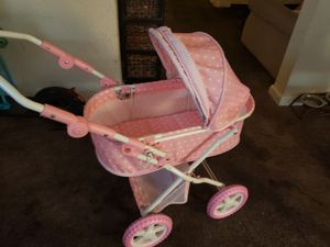 Doll stoller/bassinet for Sale in Las Vegas, NV