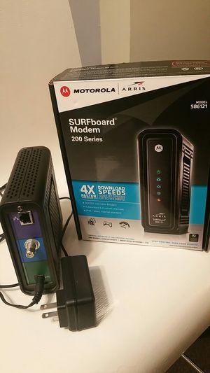 Motorola Cable Modem, Model SB6121 for Sale in Saint Paul, MN