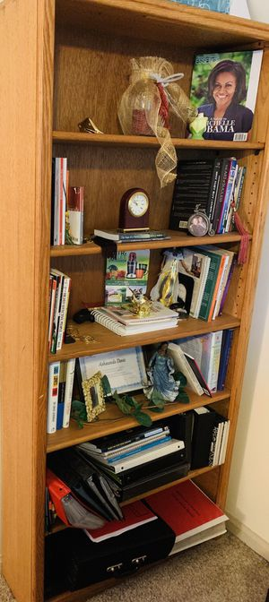 2 Gently Used Bookshelves - Great Condition for Sale in Atlanta, GA