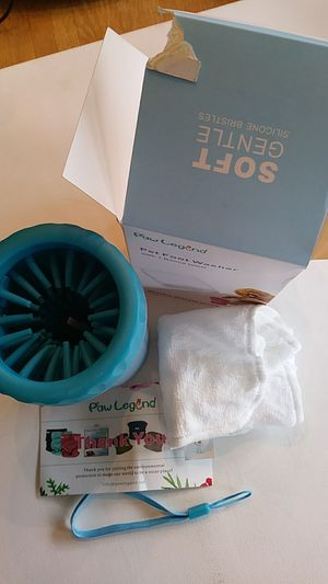 Paw Legend Pet Foot Washer for Sale in Arlington, WA
