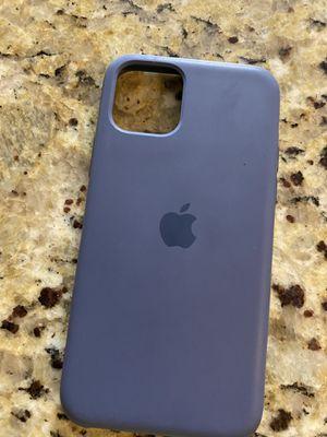 Apple iPhone 11 Pro Silicone Case for Sale in Bolingbrook, IL