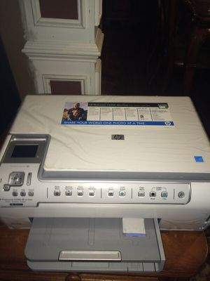HP Photo smart C6200 All in one for Sale in Durham, NC