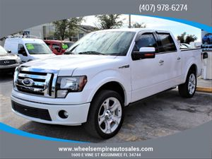 2011 FORD F150 LARIAT LIMITED EDITION 6.2L for Sale in Kissimee, FL