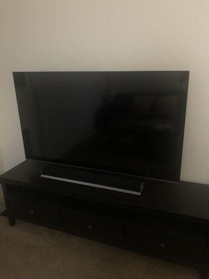 """Samsung NU8000 65"""" Like new for Sale in Santa Fe Springs, CA"""