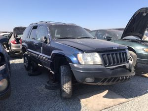 2002 Jeep Grand Cherokee part out for Sale in Stockton, CA