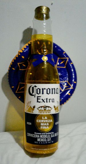 BLOW UP Corona bottle with sombrero for Sale in Tacoma, WA
