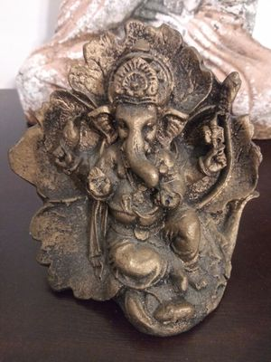 Ganesha, also spelledGanesh, also called Ganapati, elephant headed Hindu god of beginnings for Sale in Clarksville, TN