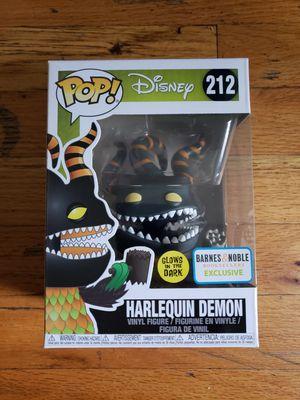 Funko Pop Disney Harlequin Demon (Glow in the Dark) for Sale in The Bronx, NY