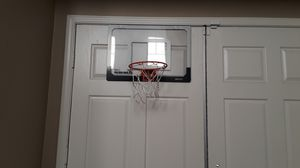Door hanging basketball hoop for Sale in Menifee, CA