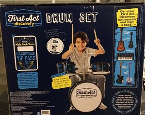 First act discovery Drum Set for Kids for Sale in Miami, FL
