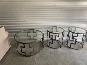 Coffee table set for Sale in Modesto, CA