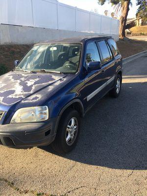 1998 honda crv 4wd awd 4x4 for Sale in Riverside, CA